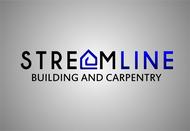 STREAMLINE building & carpentry Logo - Entry #10