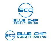 Blue Chip Conditioning Logo - Entry #135