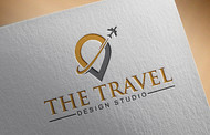 The Travel Design Studio Logo - Entry #11