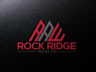 Rock Ridge Wealth Logo - Entry #429