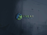 Live Fit Stay Safe Logo - Entry #65