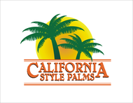 California Style Palms Logo - Entry #43