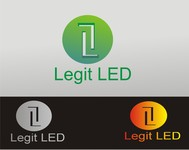 Legit LED or Legit Lighting Logo - Entry #57