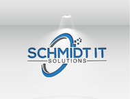 Schmidt IT Solutions Logo - Entry #4