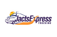Jacts Express Trucking Logo - Entry #4