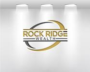 Rock Ridge Wealth Logo - Entry #271