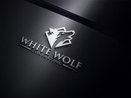 White Wolf Consulting (optional LLC) Logo - Entry #10