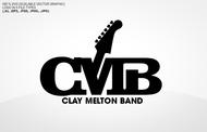 Clay Melton Band Logo - Entry #86