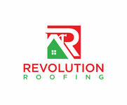 Revolution Roofing Logo - Entry #303