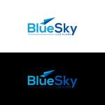 Blue Sky Life Plans Logo - Entry #281