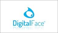 Digital Face Logo - Entry #13