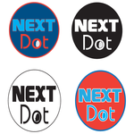 Next Dot Logo - Entry #408