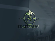 Frappaketo or frappaKeto or frappaketo uppercase or lowercase variations Logo - Entry #133