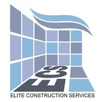 Elite Construction Services or ECS Logo - Entry #51