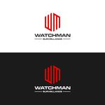 Watchman Surveillance Logo - Entry #147