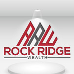 Rock Ridge Wealth Logo - Entry #431