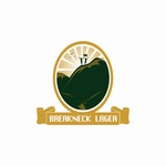 Breakneck Lager Logo - Entry #71