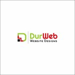 Durweb Website Designs Logo - Entry #10