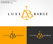 European Hotel Barge Logo - Entry #107