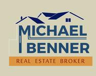 Michael Benner, Real Estate Broker Logo - Entry #74