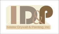 IVESTER DRYWALL & PAINTING, INC. Logo - Entry #17