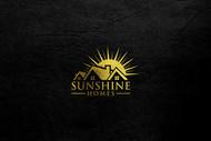 Sunshine Homes Logo - Entry #585