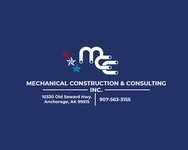 Mechanical Construction & Consulting, Inc. Logo - Entry #220