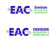 Envision Accounting & Consulting, LLC Logo - Entry #102