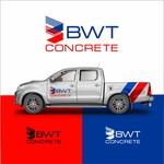 BWT Concrete Logo - Entry #268