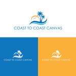 coast to coast canvas Logo - Entry #68