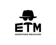 ETM Advertising Specialties Logo - Entry #140