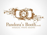 Pandora's Booth Logo - Entry #48