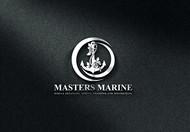 Masters Marine Logo - Entry #206
