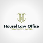 Housel Law Offices  : Theodore F.L. Housel Logo - Entry #81