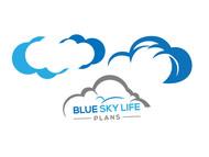 Blue Sky Life Plans Logo - Entry #384