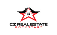 CZ Real Estate Rockstars Logo - Entry #60