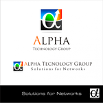 Alpha Technology Group Logo - Entry #15