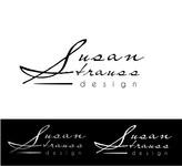 Susan Strauss Design Logo - Entry #56