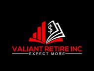 Valiant Retire Inc. Logo - Entry #240