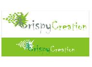 Crispy Creations logo - Entry #42