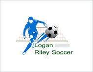 Logan Riley Soccer Logo - Entry #90