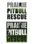 Prairie Pitbull Rescue - We Need a New Logo - Entry #51
