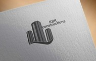 KBK constructions Logo - Entry #58