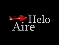 Helo Aire Logo - Entry #11
