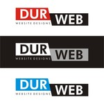 Durweb Website Designs Logo - Entry #207