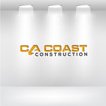 CA Coast Construction Logo - Entry #194