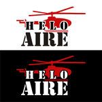 Helo Aire Logo - Entry #97