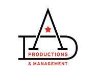 Corporate Logo Design 'AD Productions & Management' - Entry #122