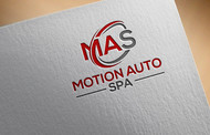 Motion AutoSpa Logo - Entry #143
