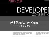PixelFree Studio Logo - Entry #56